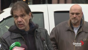 Tow truck operators hold morning protest at Queen's Park