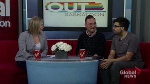 OutSaskatoon spin event benefiting pride home