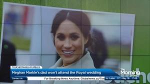 How Meghan Markle, Royal Family are handling Markle's family drama