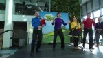 The Wiggles Perform Live!
