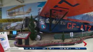 Alberta Aviation Museum speaks about improvements to facility