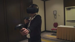 What it's like to experience virtual reality for the first time