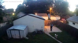 Video shows Minneapolis cop shoot two dogs in owner's backyard