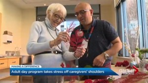 Adult day program at Providence Healthcare for those with dementia gives caregivers respite
