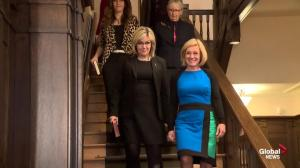 Premier Notley shuffling her cabinet