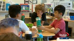 Chestermere school welcomes single-use plastic ban