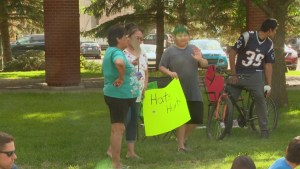Lethbridge rally aims to bring attention to racism and discrimination