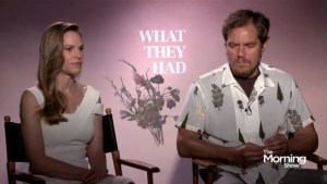 Hillary Swank on 'What They Had' and how it related to her real life
