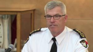OPP commissioner details suicide awareness strategy