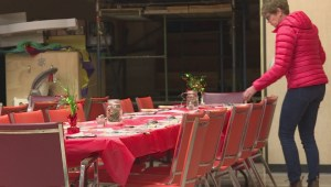 Vernon community Christmas dinner aims to stave off loneliness