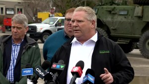 Scott Moe, Doug Ford react to carbon tax court loss: 'That's only Game 1…this is a 7-game series'