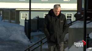Crown grills Dennis Oland during cross-examination at retrial