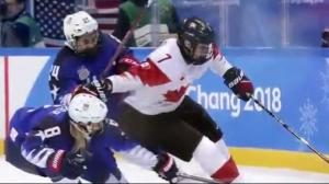 Hockey heartbreak for Canada's women