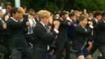 New Zealand shooting: Students perform powerful Haka dance for victims