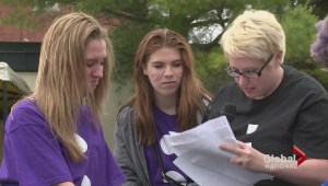 Woodstock, Ont. students demand action on suicide crisis