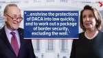 Trump backtracks on supposed DACA deal with Democrats
