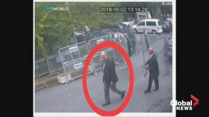 New CCTV still images emerge showing Khashoggi arriving at Saudi Arabia consulate
