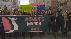 Women's March on Washington: Torontonians show support for rally in DC