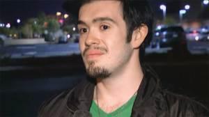 Man gets emotional describing Las Vegas crash that injured Canadians
