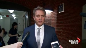 Jeff Flake: It doesn't help us with the war or terrorism