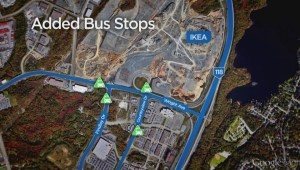 Haligonians unhappy with bus service to local IKEA