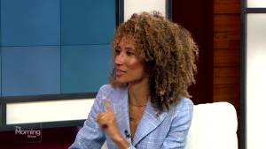Elaine Welteroth's new book 'More Than Enough'