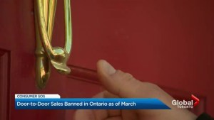 New door-to-door sales rules take effect on March 1