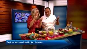 Exploring Mexican food in San Antonio