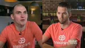 Everyday Hero: Mealshare nears 1 million meals for youth in need