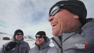 British explorer mourned after death on solo Antarctic trek