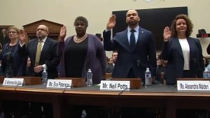 Facebook, Google defend efforts to remove hate speech and white nationalism before Congress