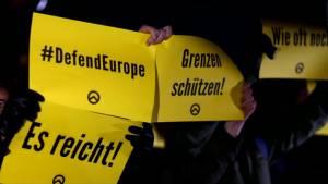 Alleged New Zealand gunman gave cash to Austrian far-right