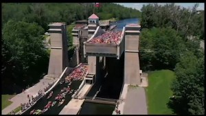 "Trent Severn Waterway kicks off summer 2018 with extended hours, a free lockage day, and the visually impressive  ""Lock & Paddle"""