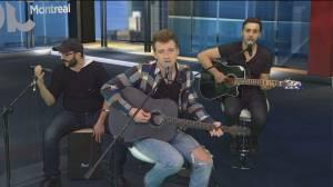 Morgan Wallen talks country music