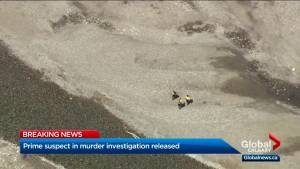 Suspect in Calgary double homicide investigation released as search for evidence continues