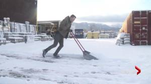 More snow hits Fraser Valley and Sea to Sky