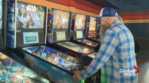 'Follow your passion!': Calgary bar owner shows mom that skipping school to play pinball could pay off