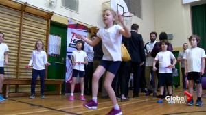 Focus Montreal: EMSB's physical literacy program