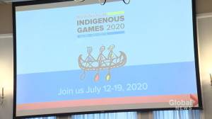 North American Indigenous Games logo unveiled
