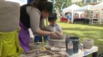 Hundreds turn out for Craft NB festival