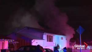 One dead following Kelowna house fire