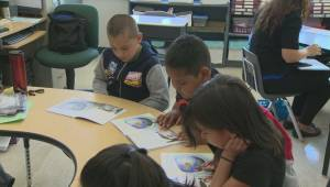 Winnipeg schools see results with 'Read To Me' program