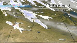 Saskatoon weather outlook: yo-yo temperatures with a risk of snow
