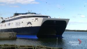 No guarantee Yarmouth ferry will sail to Bar Harbor this season
