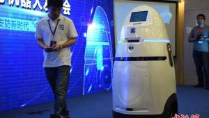 Chinese security robots look uncannily like 'Dr. Who' bad guys