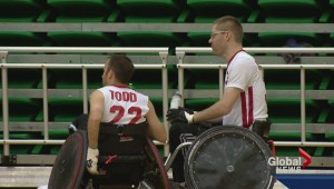 Canada's best wheelchair rugby players clash in Saskatoon