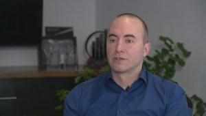 Calgary entrepreneur opens up about sleeping on office floor when money was tight