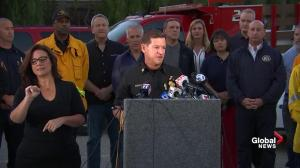 'Stay on guard': California officials warn 'conditions are ripe' for fire