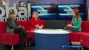 Political panel on Alberta legislature in session, upcoming election