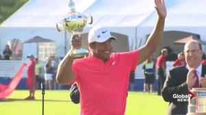 Jhonattan Vegas wins 2nd straight RBC Canadian Open